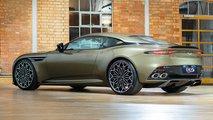 Aston Martin DBS Superleggera Al servicio secreto de su Majestad