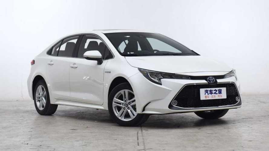 Vendas na China em abril: Corolla e Sentra são símbolos de resistência aos SUVs