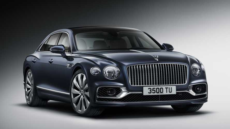Bentley Flying Spur 2020 esbanja luxo e riqueza com W12 de 635 cv
