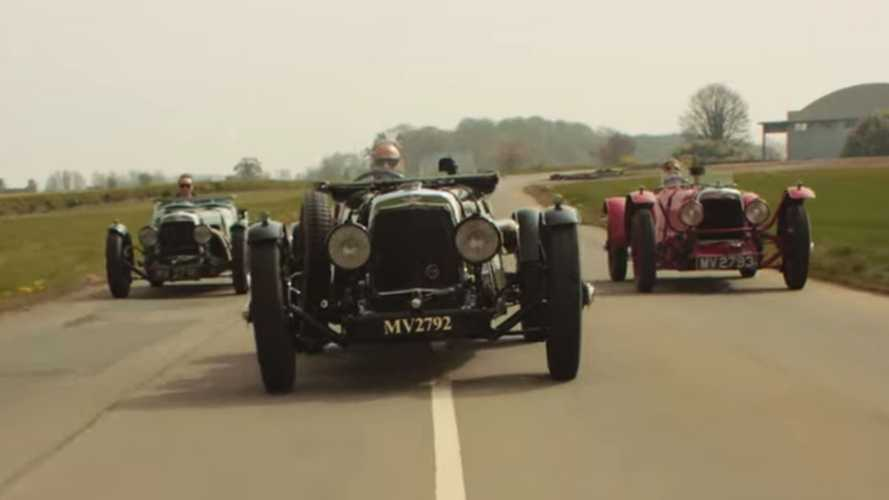 Three Classic Aston Martin Le Mans Racers Reunite