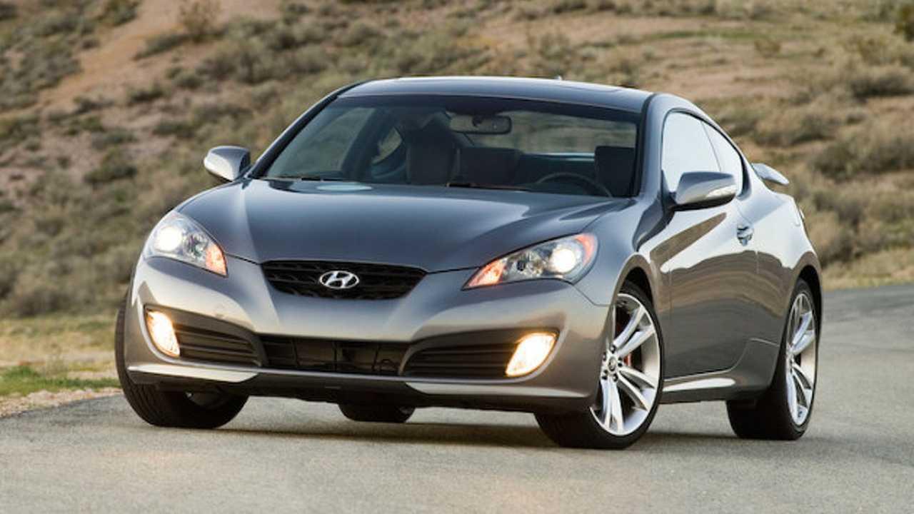 4: Hyundai Genesis Coupe, 15.75 Percent