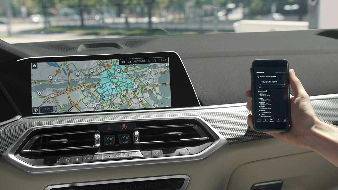 BMW eDrive Zones und BMW Points für Plug-in-Hybride