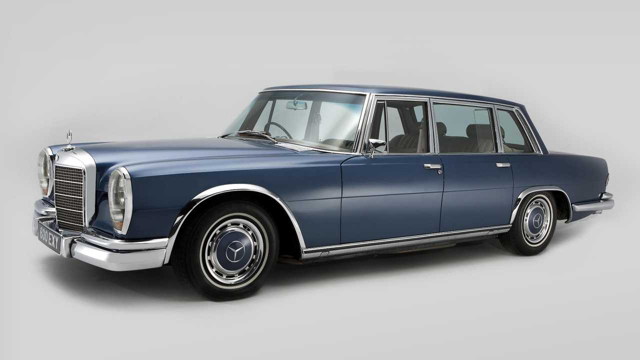 Mercedes-Benz 600 Grosser