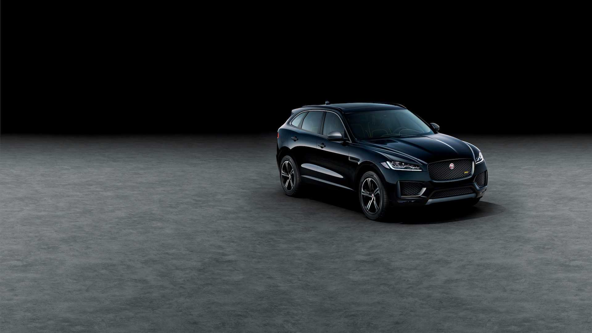 Jaguar F Pace 300 Sport And Checkered Flag Editions Join