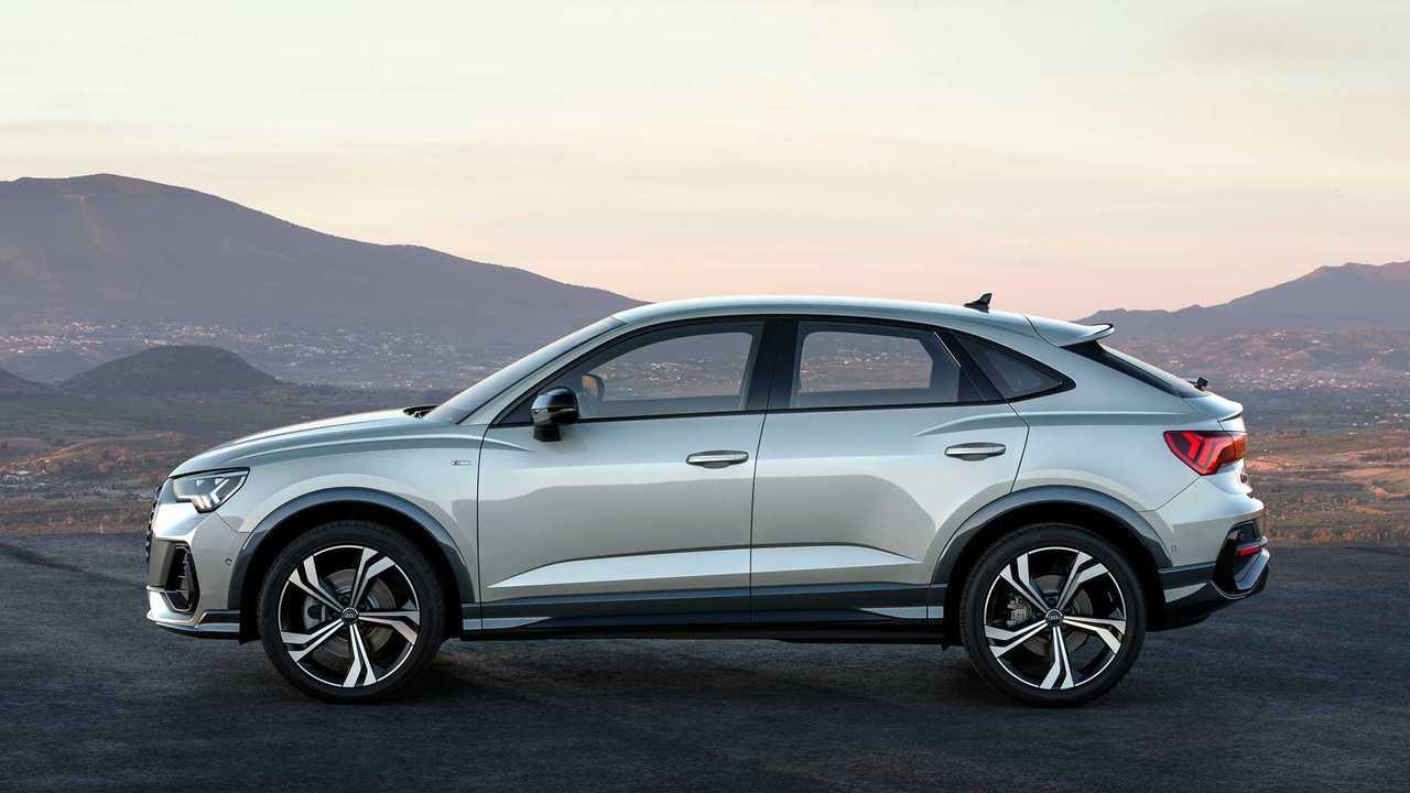 2020 Audi Q3 Usa Exterior