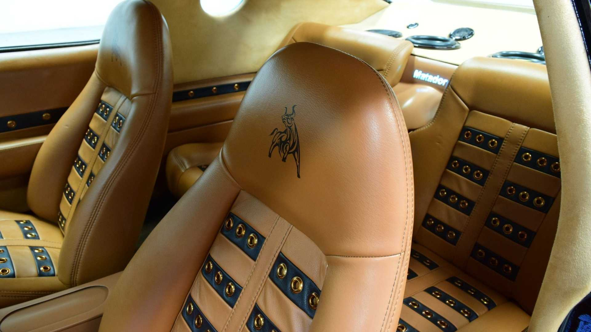 "[""Grab The Bull By The Horns In A 1975 AMC Matador""]"
