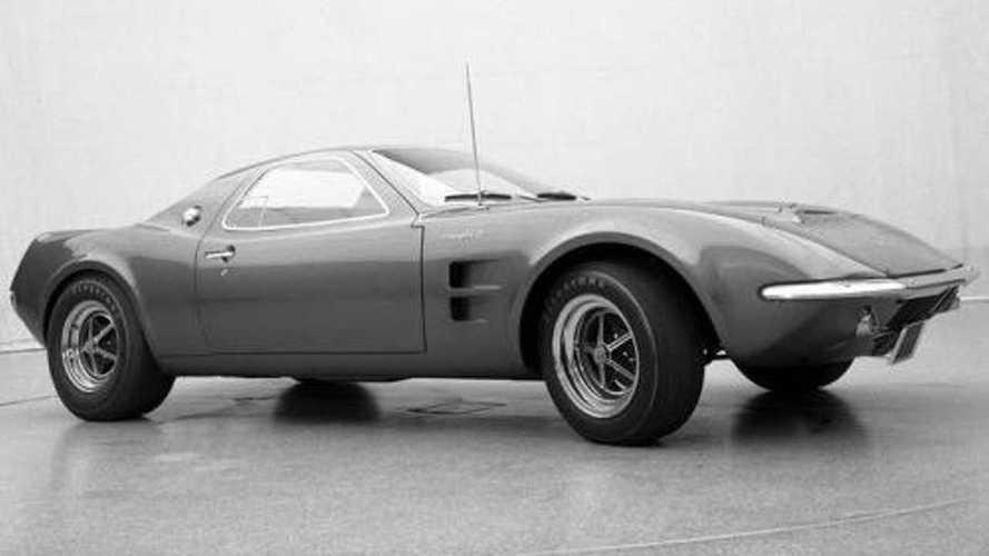 Ford da bir zamanlar ortadan motorlu bir Mustang üretecekmiş
