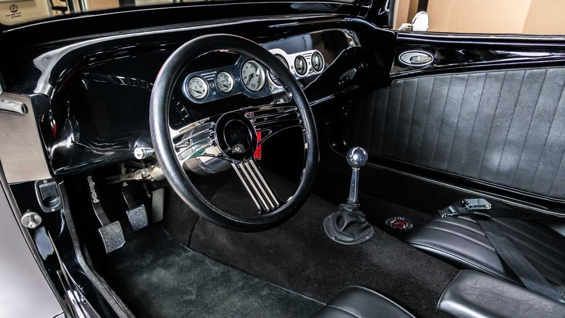 """[""""Factory Five 1933 Ford Roadster Is Ready For Cruising""""]"""