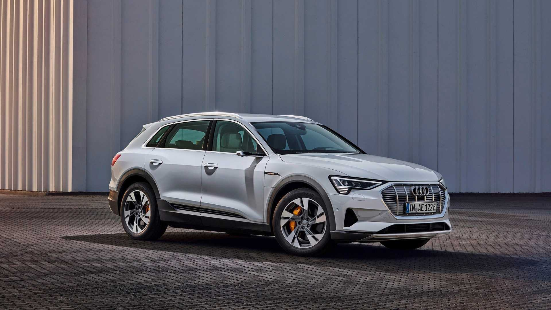 Audi Reveals New Entry Level E Tron 50 Quattro Suv With Less Range