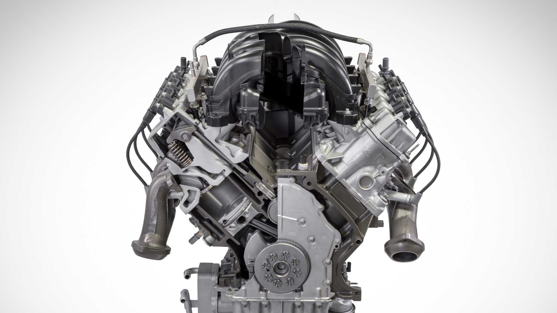 2020 Ford Super Duty's New 7 3-liter V8 Detailed, Up To 430 HP
