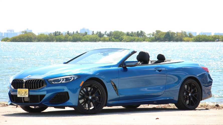 2019 BMW M850i xDrive Convertible: Review