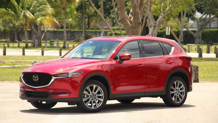 Mazda CX-5 Signature: тест-драйв под давлением