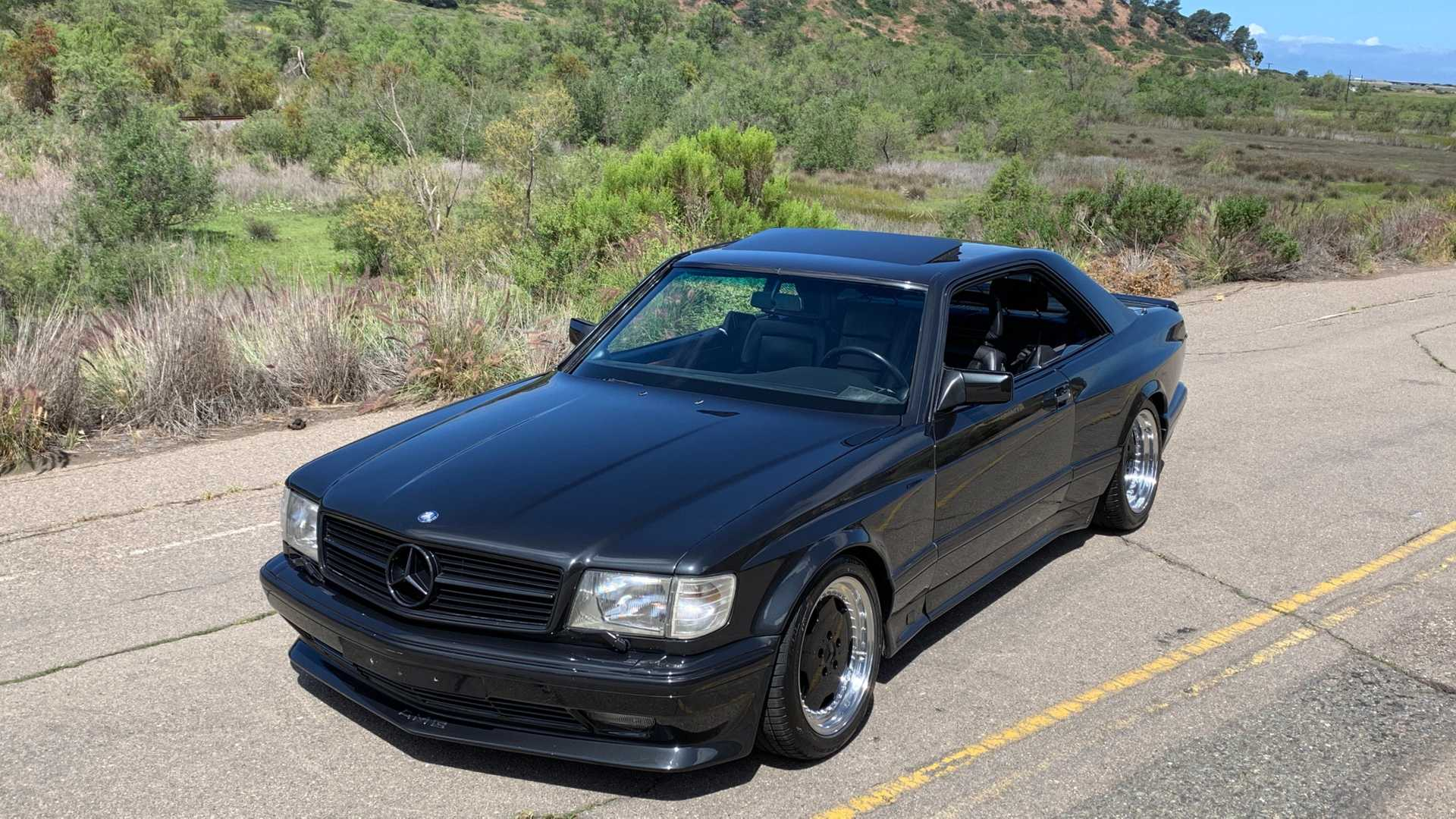 "[""1990 Mercedes 560SEC AMG Widebody""]"