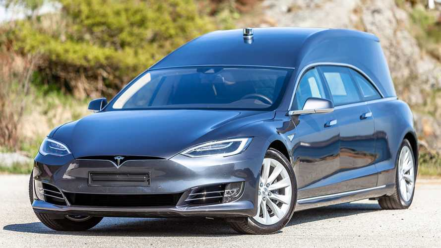 Tesla hearse? Under your dead body, says Dutch coachbuilder