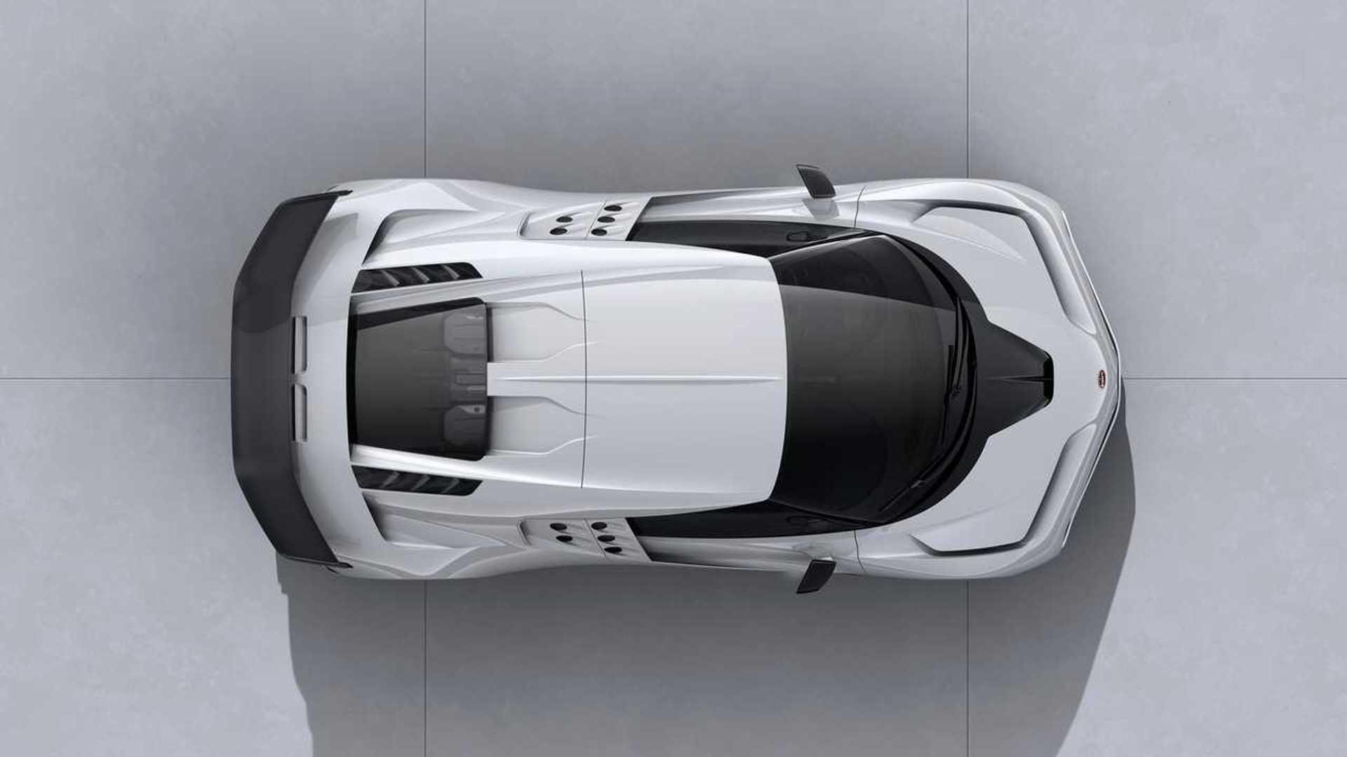 Bugatti Centodieci Channels Iconic EB110 In Pebble Beach Debut