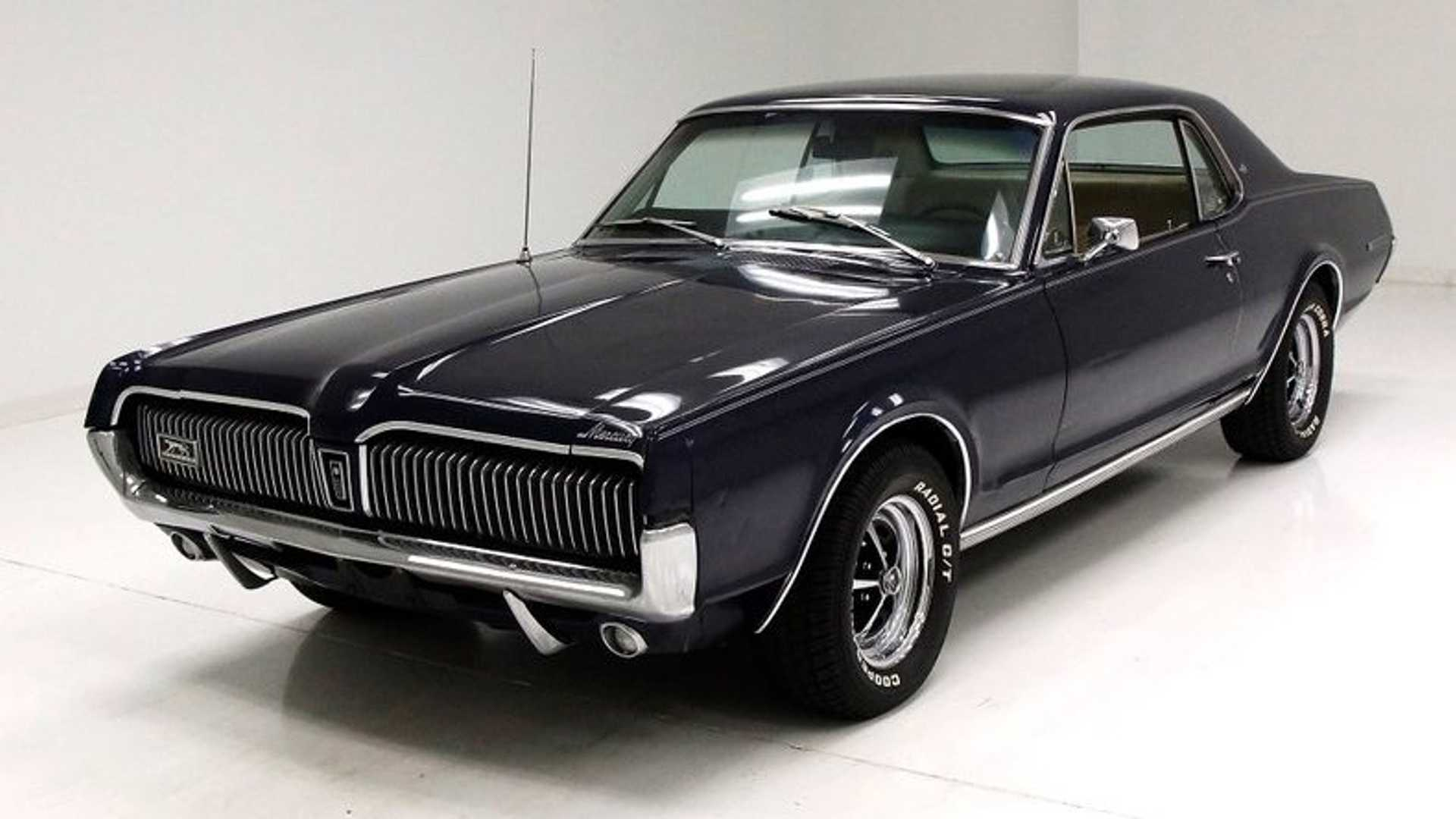 "[""1967 Mercury Cougar XR-7 Is A Stealthy Cat""]"