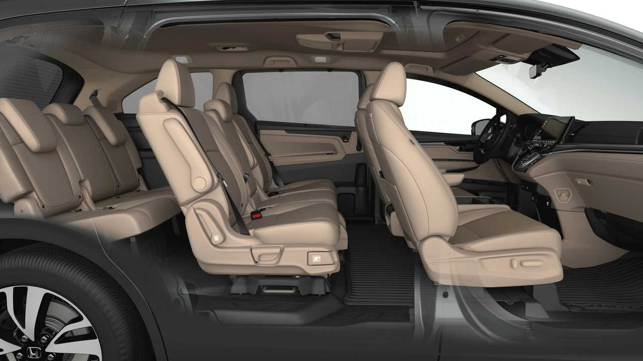 2020 Honda Odyssey Review.2020 Honda Odyssey Gets 25th Anniversary Accessory Package