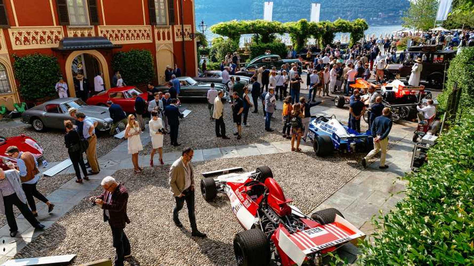 Concorso d\'Eleganza Villa d\'Este: come arrivare, quanto ...