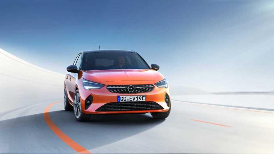 Teljesen elektromos lehet az Opel Corsa következő generációja