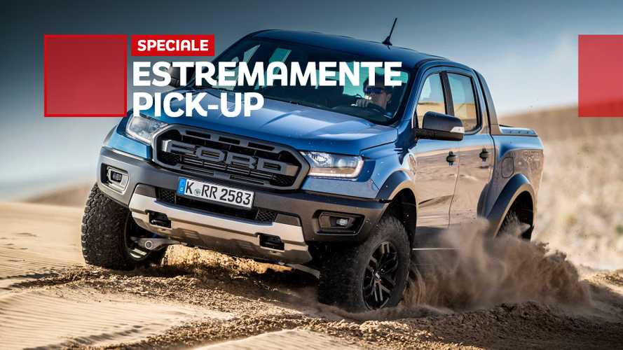 Ford Ranger Raptor, il lato sportivo del pick-up
