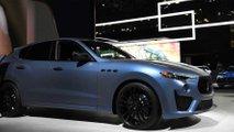 Le Maserati Levante de Ray Allen
