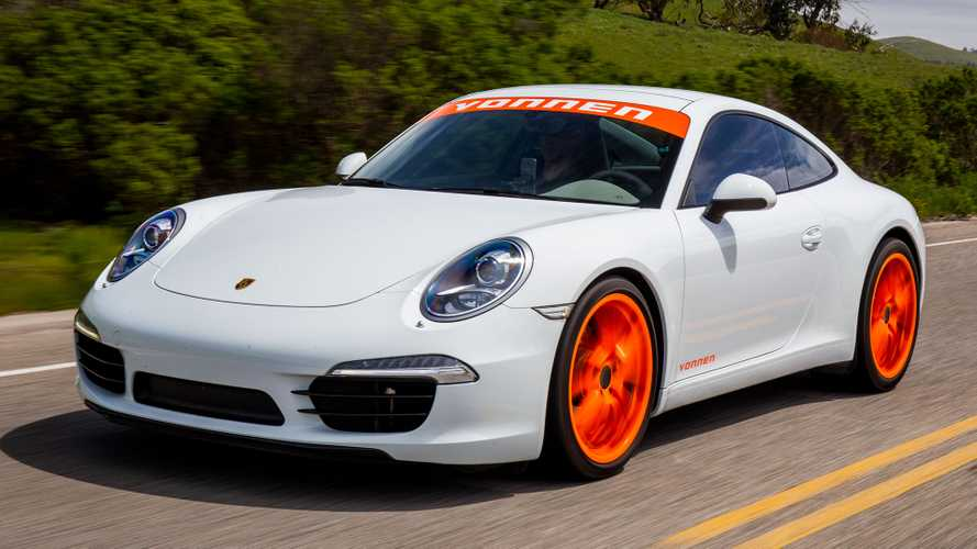 Vonnen Porsche 911 Hybrid First Drive: Electrifying Performance
