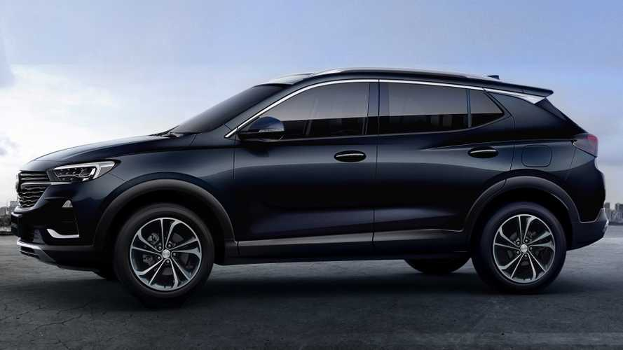 2022 Buick Encore Base Trim Dropped