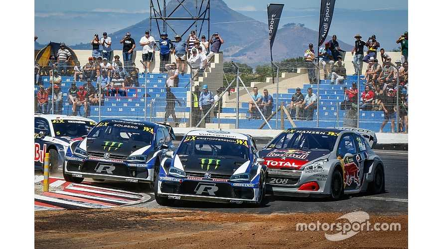 World Rallycross Announces Separate Electric Racing Series For 2020