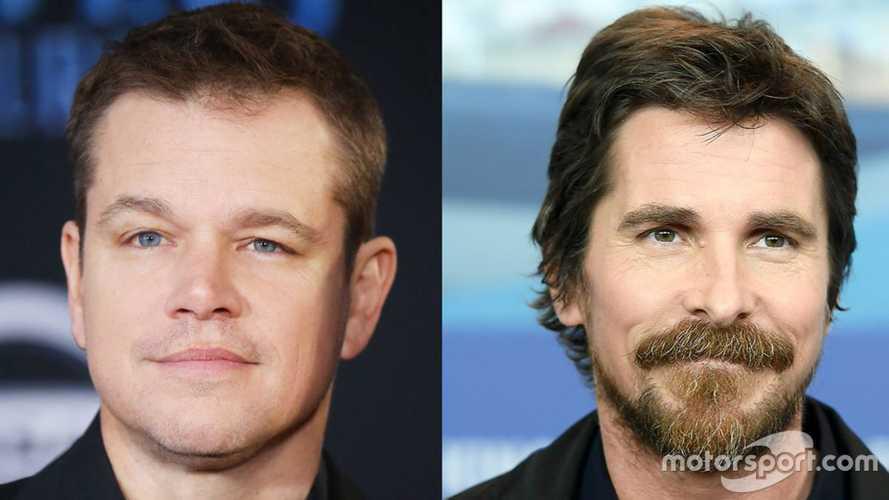Matt Damon, Christian Bale to green-flag the Indy 500