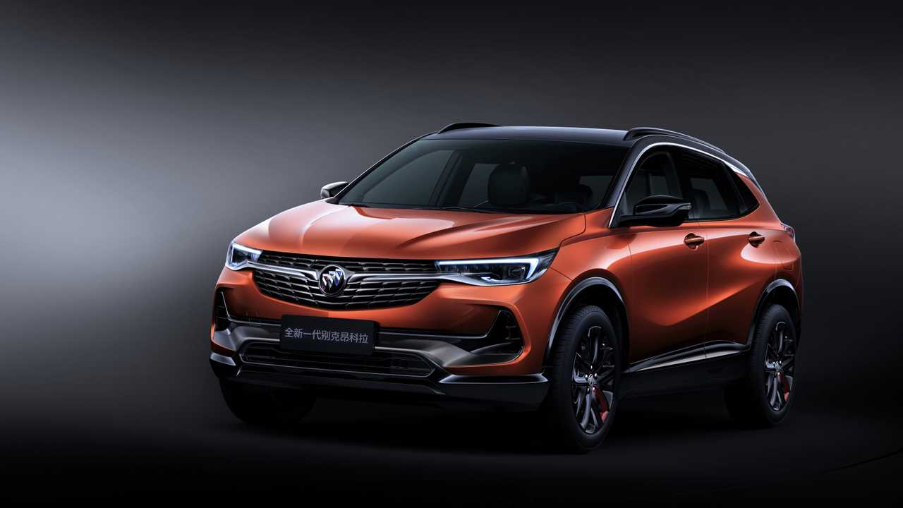 New Buicks At Auto Shanghai 2019