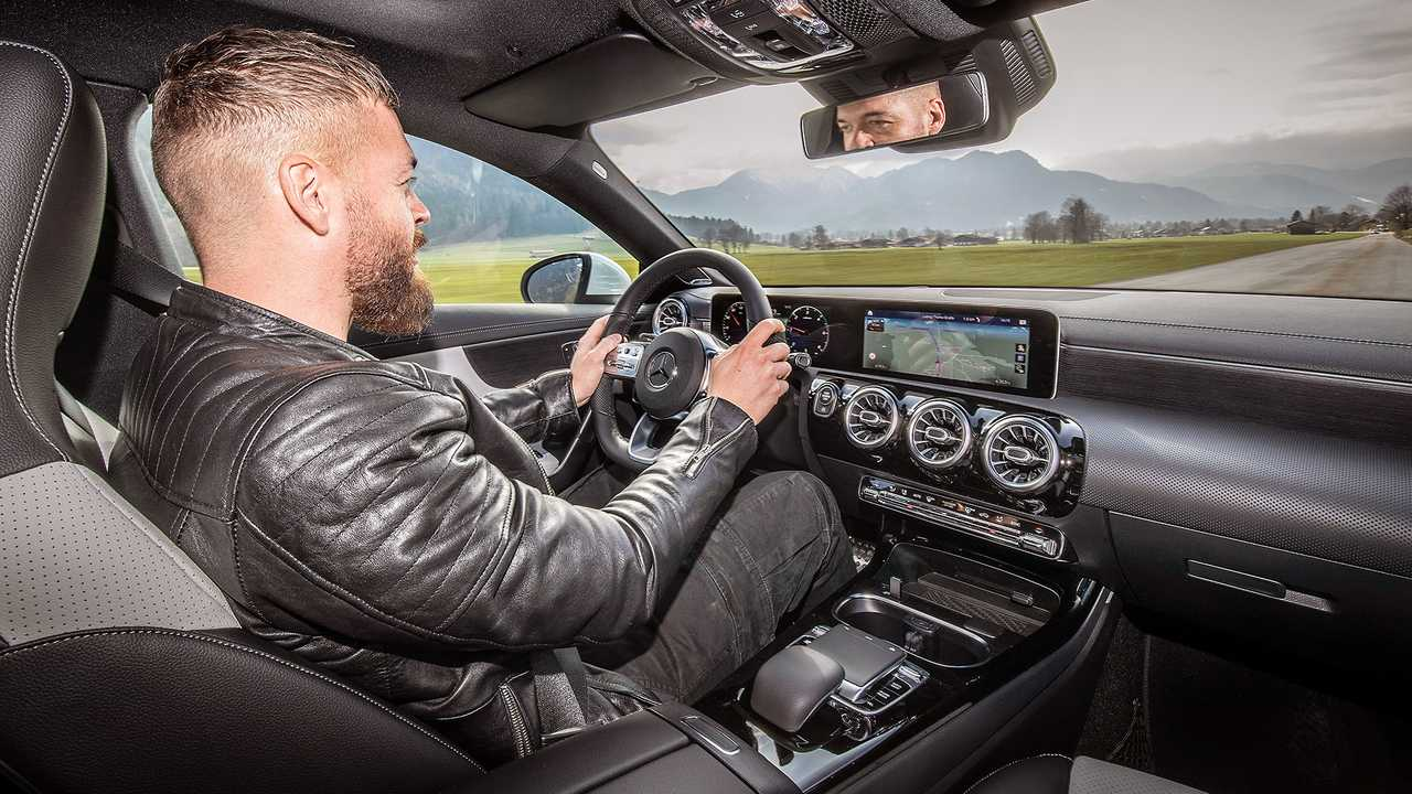 2019 Mercedes CLA Coupé im Test