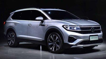 VW SMV Concept: Riesen-SUV für China