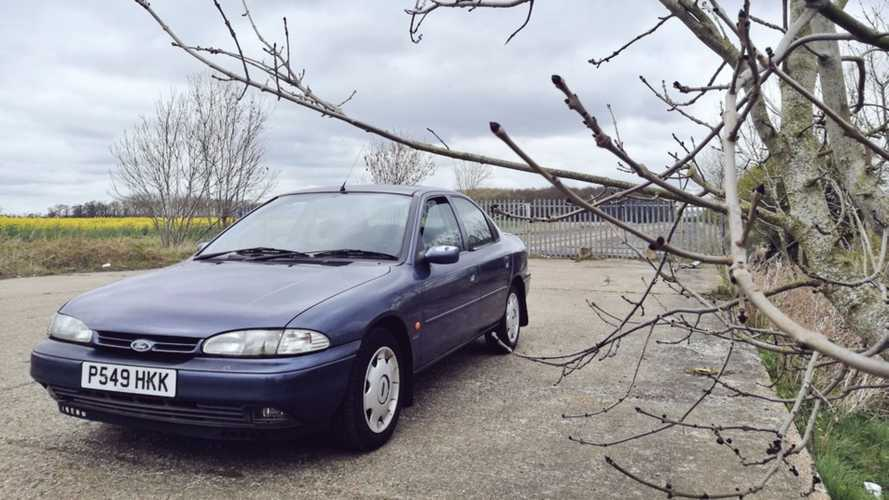 Trading Up: Meet Our Terrible, Terrible 1997 Ford Contour