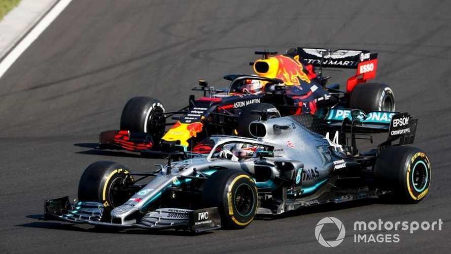 Гран-при Венгрии: скучная гонка? Ничего подобного
