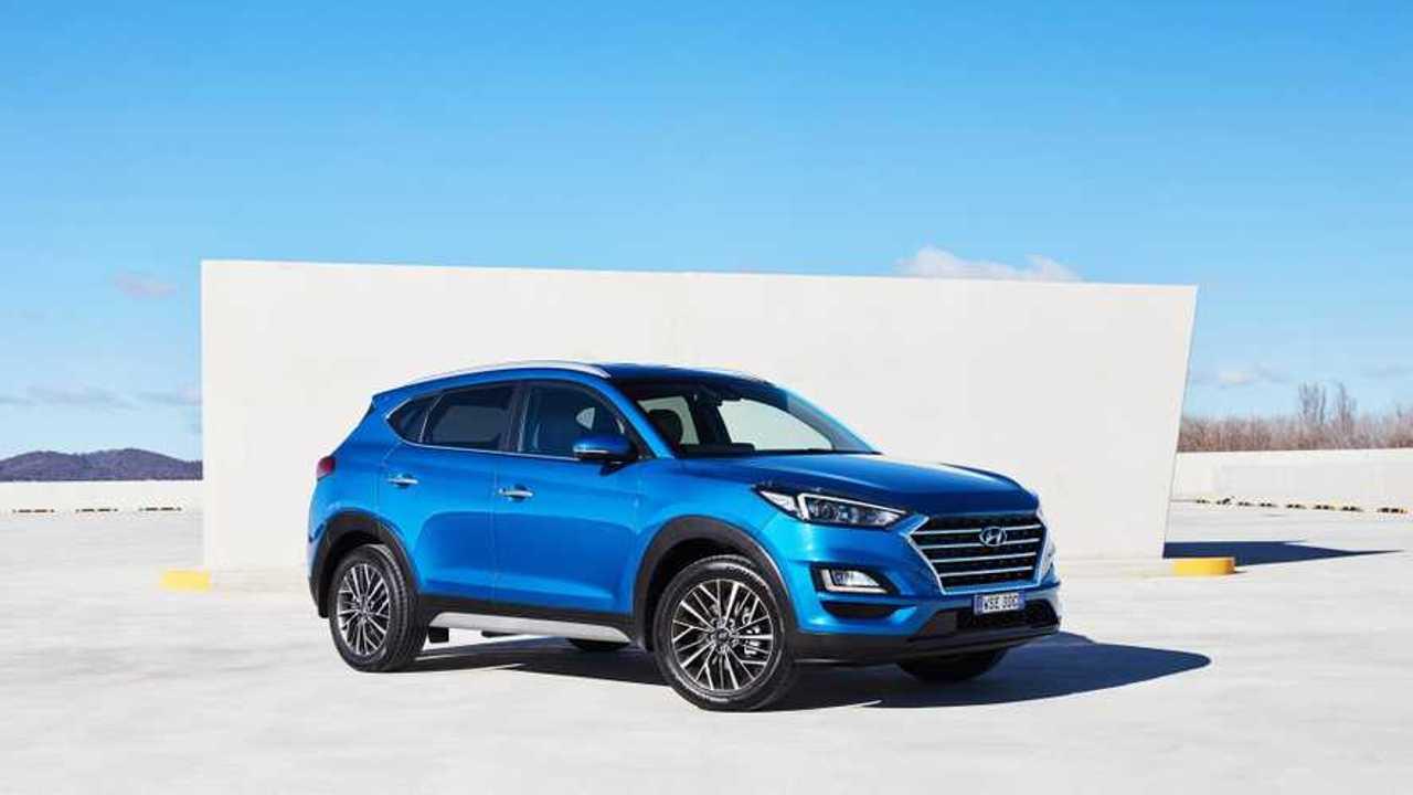 2019 Hyundai Tucson Style Plus