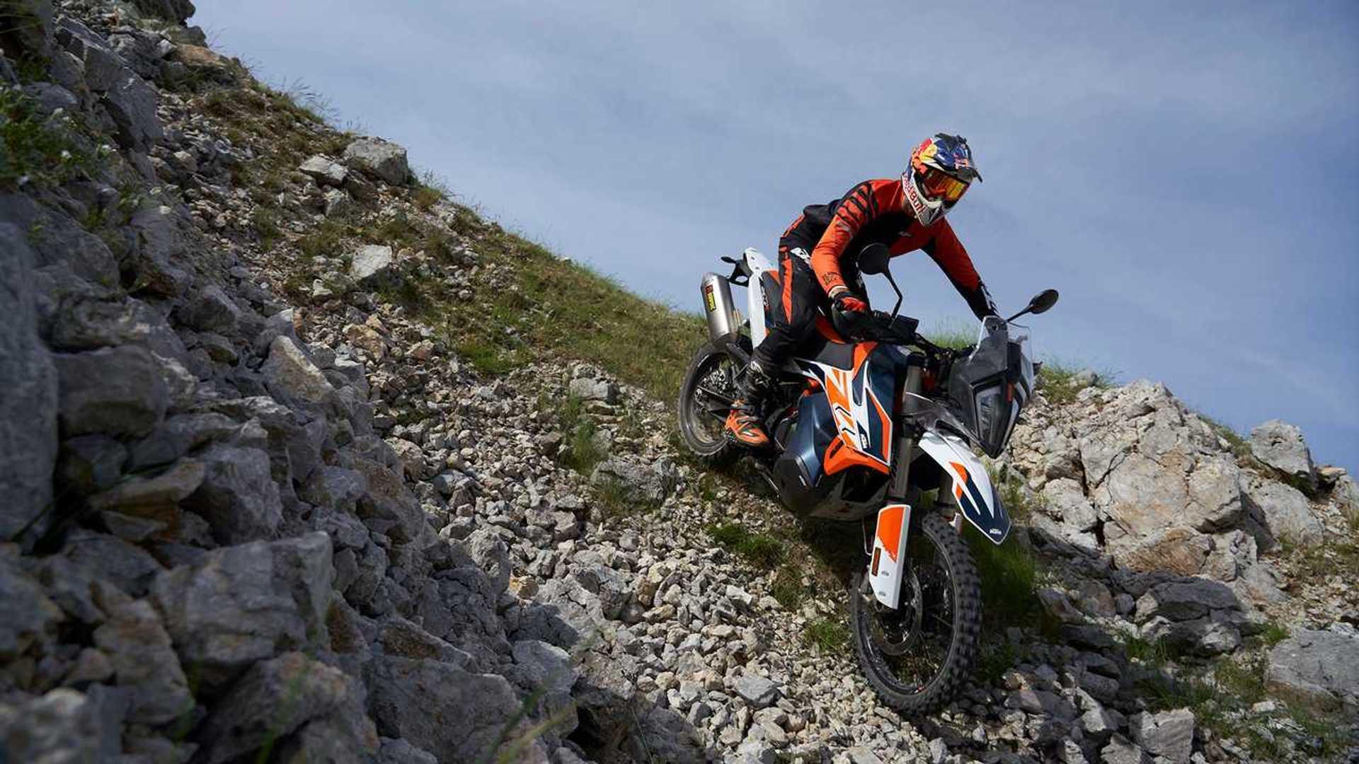 New KTM 790 Adventure R Gets Rally Treatment