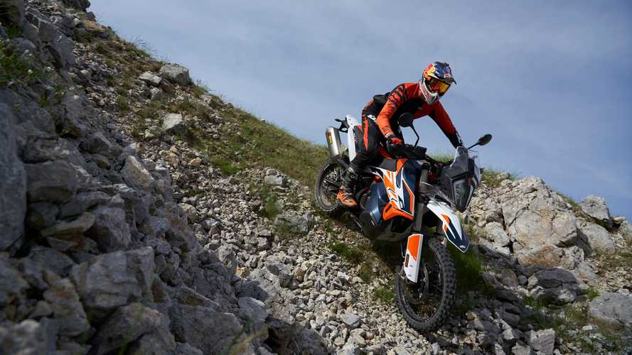 New KTM 790 Adventure R Gets Rally Treatment