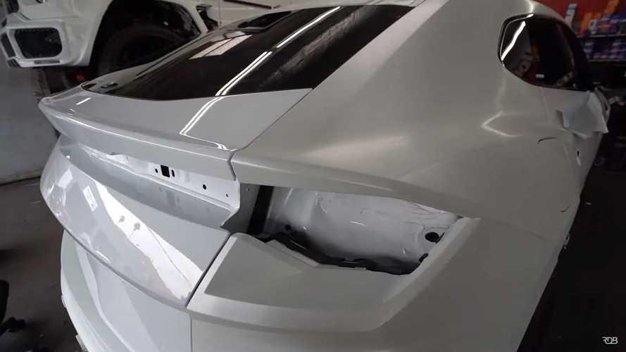 Lamborghini Urus par 1016 Industries
