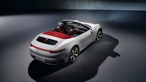 2020 Porsche 911 Carrera And Cabriolet