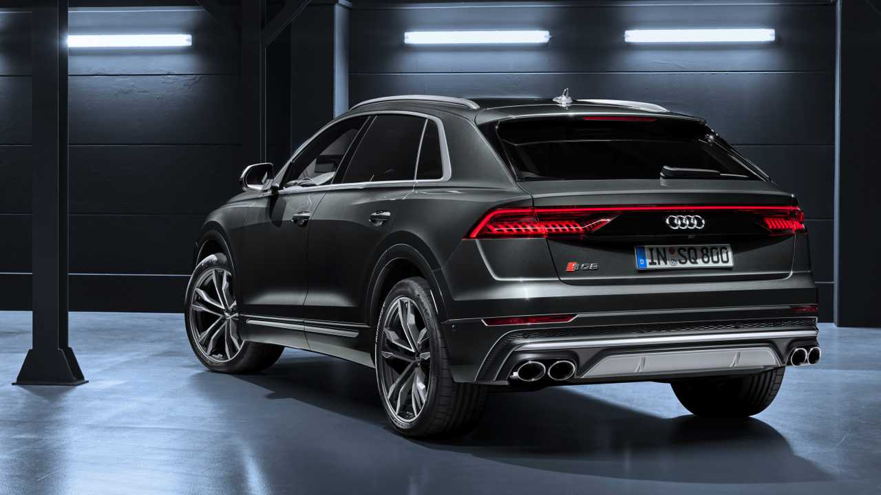 Kelebihan Audi Sq8 Top Model Tahun Ini