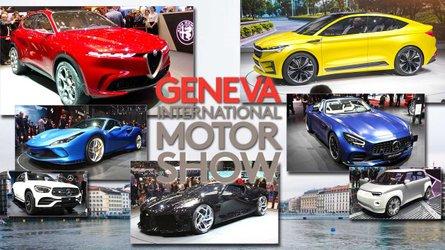 Genfer Autosalon 2019: Das sind die Neuheiten
