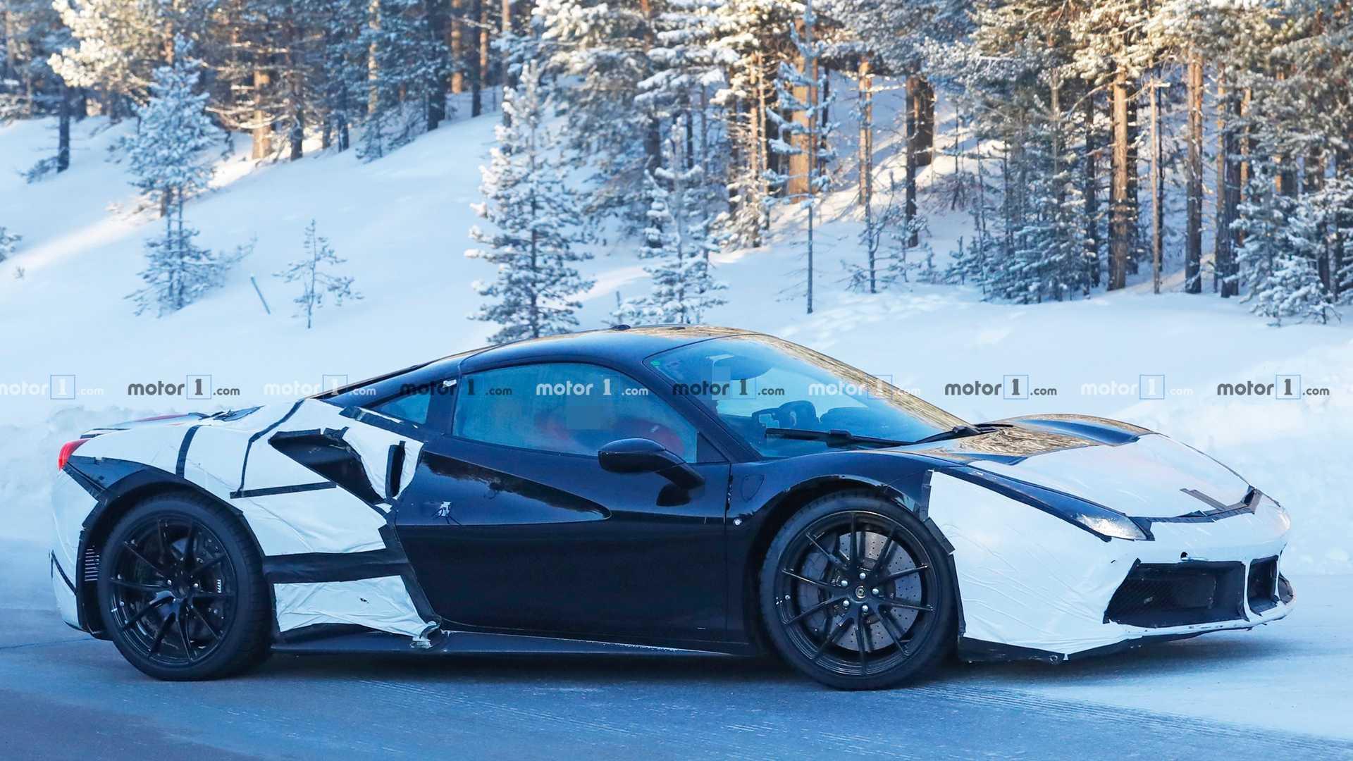 New Easier Driving Ferrari Gt Car Could Arrive In November