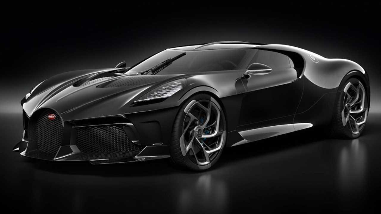 Bugatti сделала La Voiture Noire самый дорогой