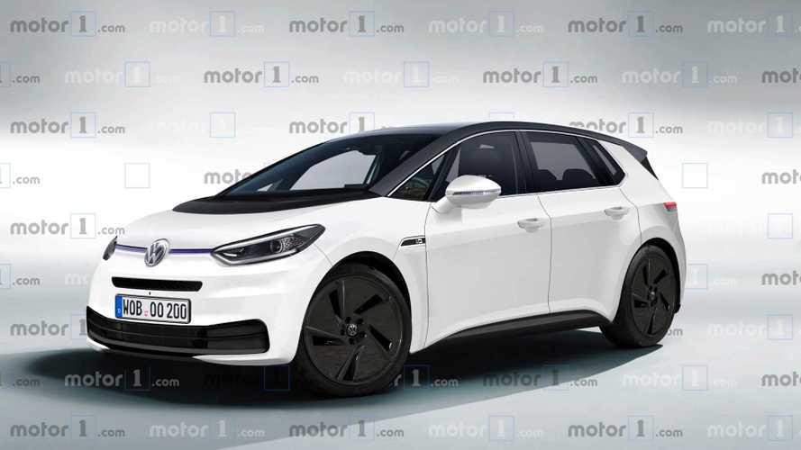 Volkswagen I.D. ailesinin ilk üyesi Neo böyle görünebilir