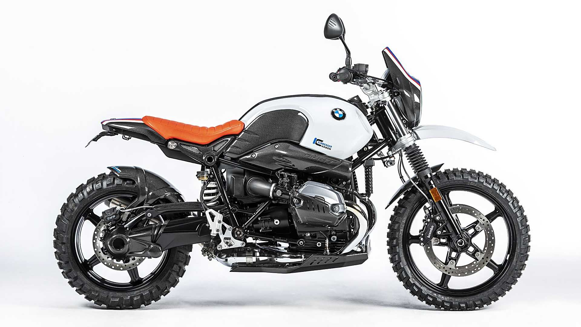 Ilmberger Carbon Lightens The Bmw R Ninet Urban G S
