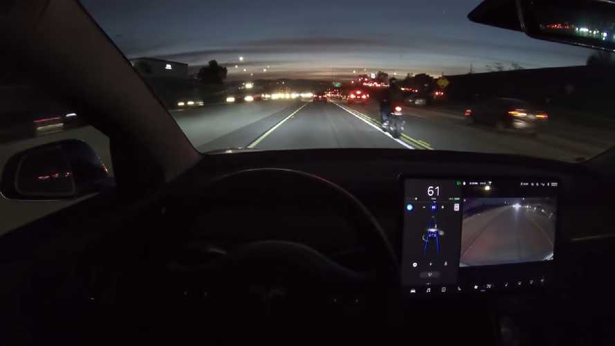 How Well Does Tesla Autopilot Detect Motorcycles?