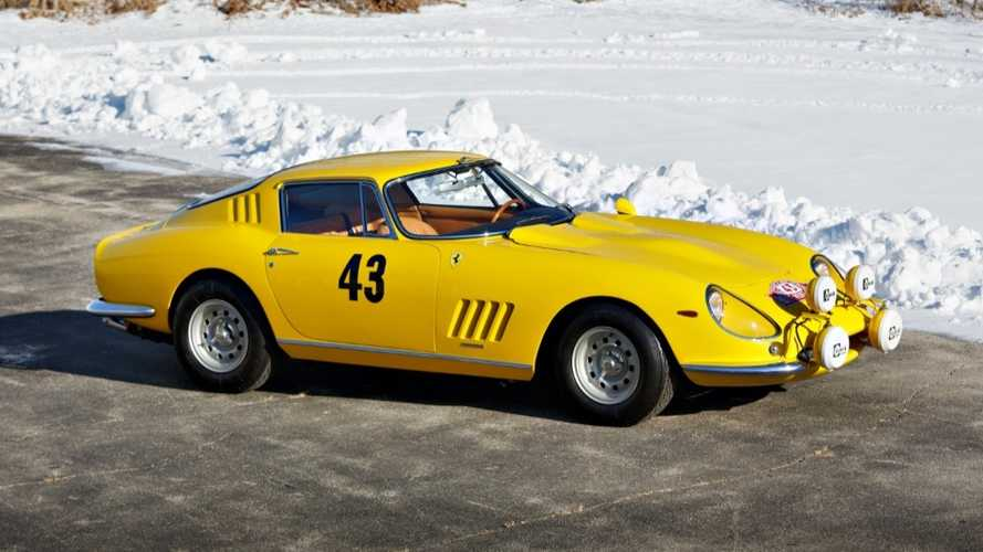 1964 Ferrari 275 GTB Prototype Could be Worth Over $6m