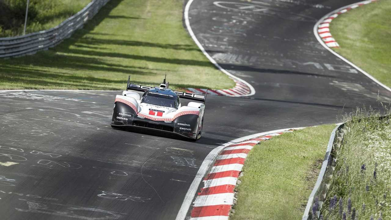 If you can't set legitimate Nürburgring records, stop making %#!$ up.