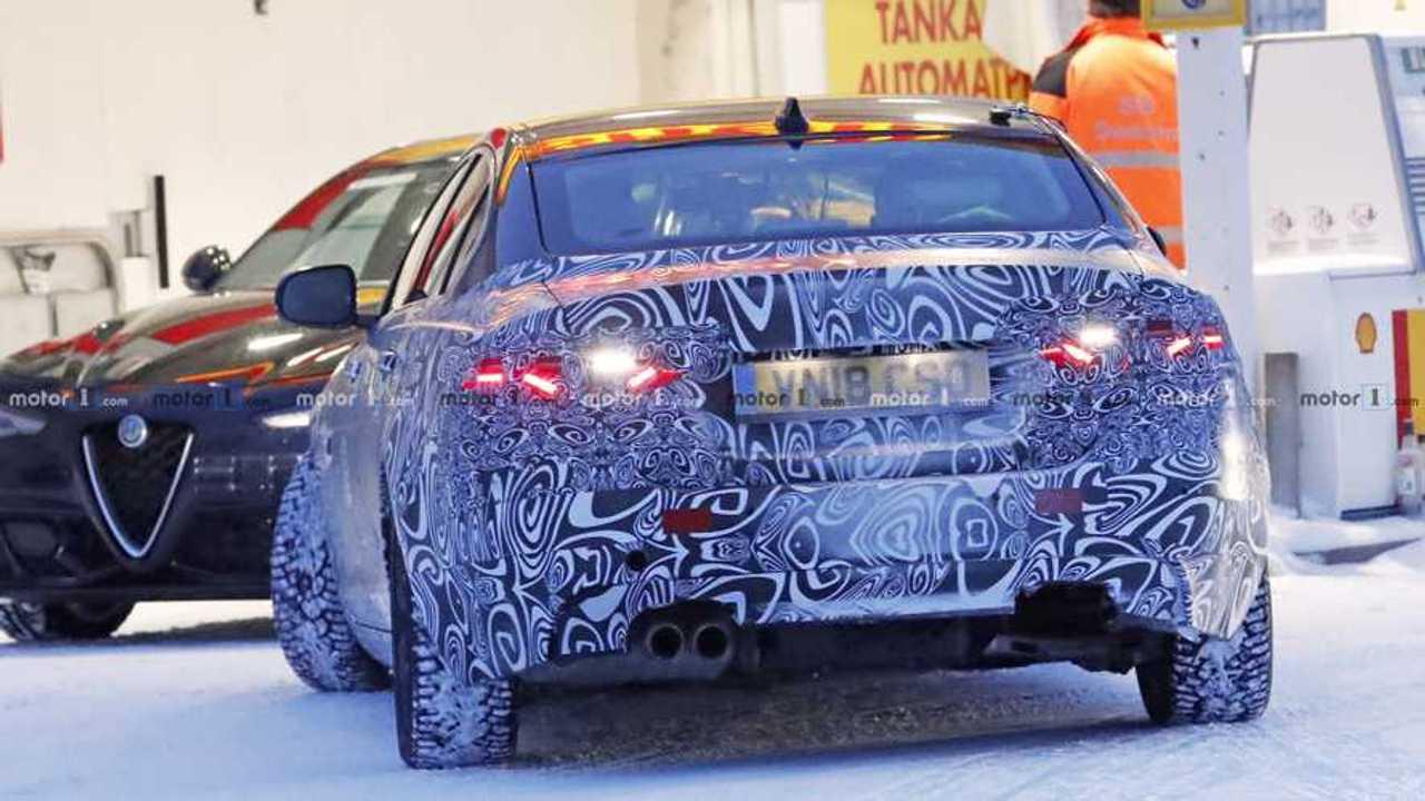 2020 Jaguar XE casus fotoğraf
