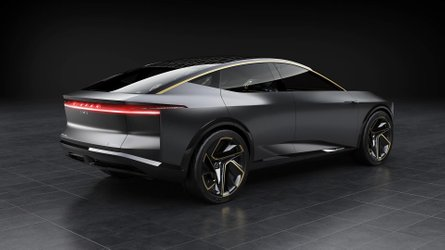 Nissan IMs concept: futura berlina eléctrica